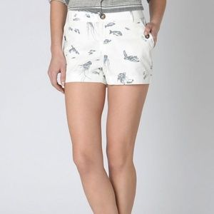Daughters of the Liberation Sea Nettle Shorts 4